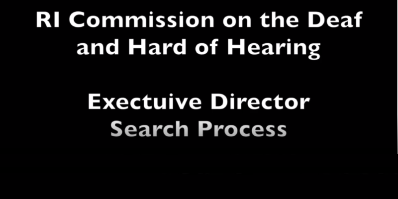 Home- Rhode Island -Commission on the Deaf and Hard of Hearing
