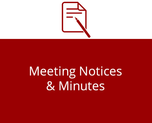 Meeting Notices and Minutes