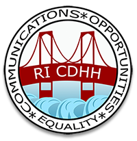 State of Rhode Island: Commission on the Deaf and Hard of Hearing
